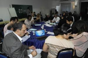 Discussão para elaborar estratégias de ação até 2023