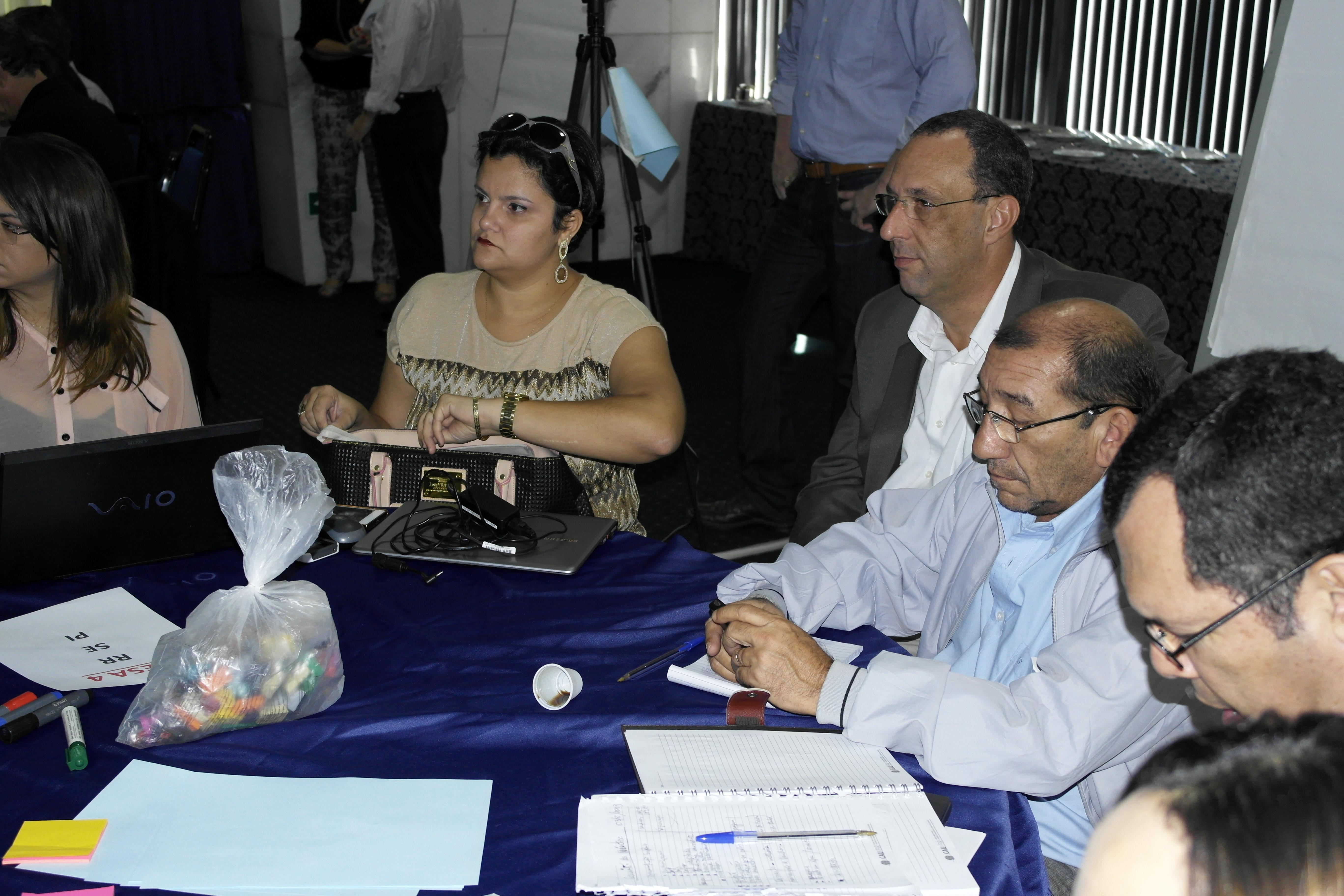 Pedro Hees e Luiz Afonso - Plano Estratégico do CAU/BR