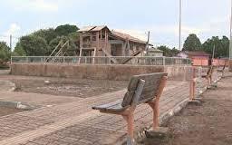 Praça de Boa Vista Abandonada