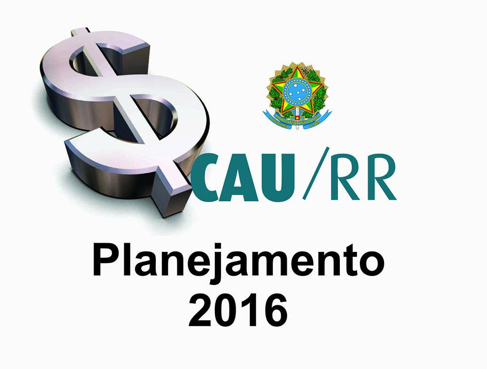 Plan 2016