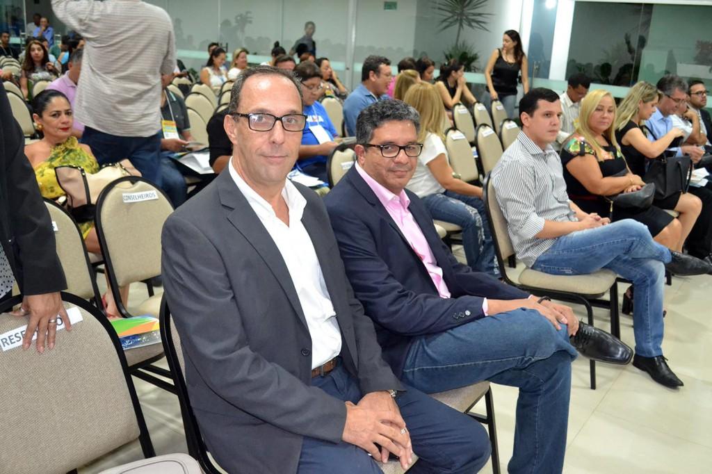 Foto presidente do CAU/RR Pedro Hees