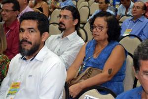 Conselheiros do CAU/RR, Max Weber e Perpétua Barbosa.